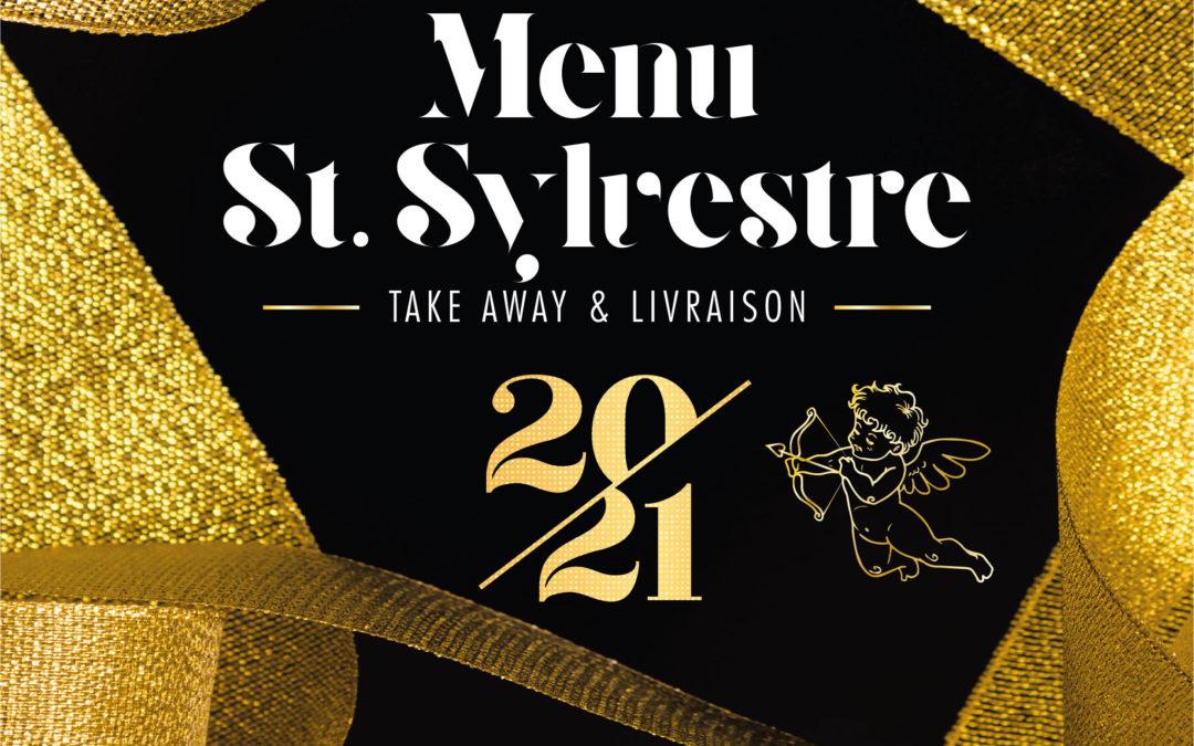 Menu de la Saint-Sylvestre 2020/21